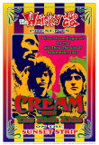 Cream at the Whiskey A-Go-Go Art Print