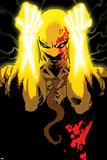 MARVEL: Marvel Knights Marvel Comics Retro Style Guide: Iron Fist The Immortal Iron Fist No.12 Cover: Iron Fist Swinging The Immortal Iron Fist No.6 Cover: Iron Fist, Randall and Orson Charging The Immortal Iron Fist: Marvel Premiere No.15 Cover: Iron Fist
