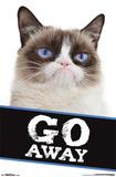 Grumpy Cat- Go Away Grumpy Cat Mona Lisa Grumpy Cat Mona Lisa grumpy cat