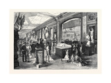 La Rue De Russie in the Paris Exhibition France 1867