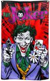 DC Comics- The Joker Banner Joker Blacklight Poster Harley Quinn - Romance Suicide Squad- Joker And Harley Quinn Love Hurts Joker 2 DC Comics - The Joker Batman- Neon Joker Blacklight Poster Batman- The Killing Joke Cover Joker Batman Comic - Joker Bats Joker