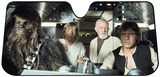 Star Wars - Millenium Falcon Car Sunshade
