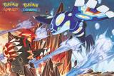 Pokemon- Groudon & Kyogre Pokemon- Kanto 151 Pokemon- Kanto 151 pokemon