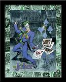 Joker'S Wild 3D Framed Art DC Comics- The Joker Banner Batman- The Joker Censored Daveed Benito- Chaos The Joker- Villian Bill Snapback Suicide Squad- Joker And Harley Quinn Love Hurts Harley Quinn - Romance DC Comics - The Joker Joker Blacklight Poster Joker 2 Batman- The Killing Joke Cover Joker Joker
