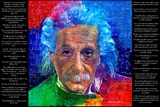 David Glover- As Quoted By Einstein Albert Einstein Einstein: Do Not Worry Albert Einstein Never Made a Mistake - Albert Einstein Classic Quote Everybody is a Genius Life Is Like a Bicycle Albert Einstein Great Minds Motivational Poster The Wisdom of a Genius Nebula - Einstein Quote Albert Einstein Genius Quote Imagination Nebula - Albert Einstein Quote Einstein Curiosity albert+einstein+quotes