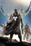 Destiny- Key Art Fallout 4- Nuka Cola Pin Up The Last of Us Minecraft- World