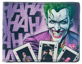 DC Comics The Joker Bi-Fold Wallet Joker Clown Maniacal Laugh (Green & Purple) Suicide Squad- Joker Costume Tee DC Comics- The Joker Banner Joker Blacklight Poster Harley Quinn - Romance Suicide Squad- Joker And Harley Quinn Love Hurts Joker 2 DC Comics - The Joker Batman- Neon Joker Blacklight Poster Batman- The Killing Joke Cover Joker Batman Comic - Joker Bats Joker