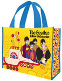 The Beatles Yellow Submarine Large Recycled Shopper