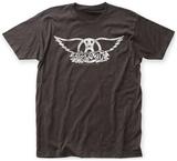 Aerosmith- Distressed White Wings Aerosmith, Property of. Est. 1970 Boston, MA Aerosmith - Let The Music Jukebox Aerosmith- Walk This Way aerosmith