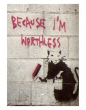 Because I'm Worthless FUCKITALL Rx Prescription Expectations Second Place Beatings Will Continue Until Morale Improves Distressed What Life Is About Frustration Beatings Will Continue Until Morale Improves Sign Poster Catastrophic Signs of Anxiety Motivational Poster Art Print Dependency Death Bites Love Sucks What Life Is About