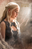 Game Of Thrones- Daenerys Quiet In The Storm Game of Thrones - Daenerys Game of Thrones Horizontal Map daenerys