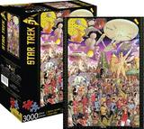 Star Trek 50th Anniversary 3,000 Piece Puzzle