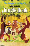 Walt Disney: The Jungle Book- One Sheet Finding Dory- New & Old Friends Cars Race Disney Group Thomas Kinkade Disney Dreams Collection 4 in 1 500 Piece Puzzle Beauty & The Beast- One Sheet disney