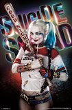 Suicide Squad - Good Night Batman Vs. Superman- One Sheet
