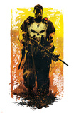 Marvel Knights - Punisher Art Design Punisher: Nightmare No. 5: Punisher Punisher War Journal No.24 Cover: Punisher The Punisher - No Sweat Wolverine Punisher No.1 Cover: Wolverine and Punisher Punisher No.6 Cover: Punisher Marvel Extreme Style Guide: Punisher