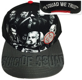 Suicide Squad- In Squad We Trust Snapback Suicide Squad- Teaser Joker - Suicide Squad Lifesize Cardboard Cutout Suicide Squad- Sugar Skulls Suicide Squad- Character Grid Suicide Squad - Harley Quinn POP Figure Formidable Associate Bleeding Cool Suicide Squad- The Joker Is Watching Suicide Squad- Twisted Love Suicide Squad- Joker Close-Up Suicide Squad - Circle Of Chaos Suicide Squad- Sugar Skulls Harley Quinn - Suicide Squad Lifesize Cardboard Cutout suicide squad