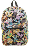 Pokemon Eevee Evolution Backpack Thomas Kinkade Disney Dreams - The Little Mermaid 750 Piece Jigsaw Puzzle Thomas Kinkade Disney Dreams Collection 4 in 1 500 Piece Puzzle, Series 2 Pokemon Group Gradient Snapback Pokemon - AOP Sublimated Cap