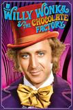 Willy Wonka- Chocolate Genius