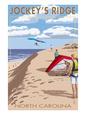 Hang Gliding at the beach