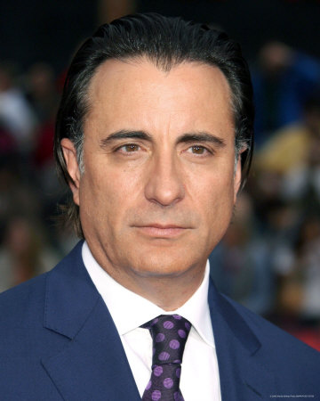 Andy Garcia Photograph. zoom. view in room
