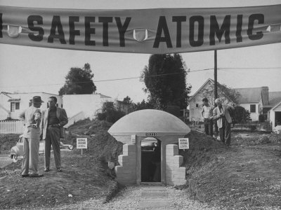 how to build a nuclear bomb shelter at home