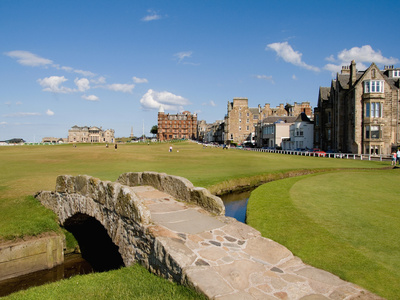 St. Andrews, Scotland - Old Course