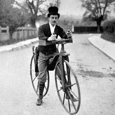 Sejarah Sepeda Touring