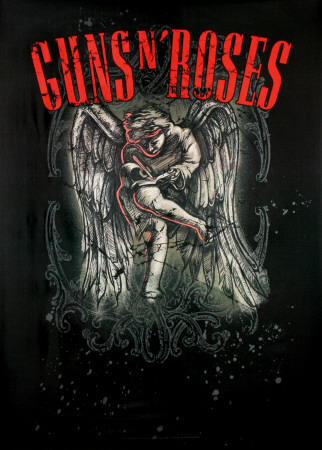 Buy Guns n Roses Cherubin at AllPosters.com