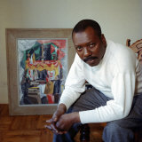 Painter Jacob Lawrence