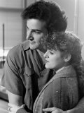 Bernadette Peters and Mandy Patinkin