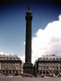 Napoleon&#39;s Monument in Place Vendome
