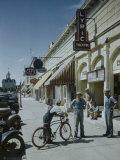 American Streets: Cottonwood Falls  Kansas