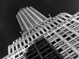 Viwe of the Chrysler Building Which Housed Time Offices from 1932-1938