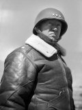 General George S Patton During World War II