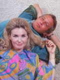 Husband and Wife Actors Paul Newman and Joanne Woodward