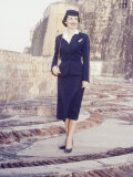 Eastern Airlines Stewardesses in Puerto Rico