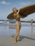 Australian Surfer Girl