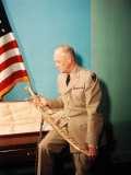 Gen Dwight D Eisenhower in Uniform