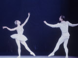 "Jaques D'Amboise Dancing ""Diamonds"" Sequence with Suzanne Farrell  Balanchine's Ballet ""The Jewels"""