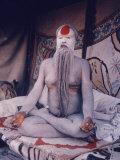 Leader of Sadhu Sect