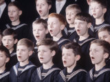 East German Tomaner Choir of Leipzig Boys Choir