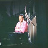 Singer Harry Belafonte