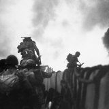 US Marines Making a Landing at Inchon