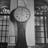 148 Year Old Clock at Wall Street