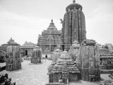 Great Temple at Bhubeneswar  Called Lingaraj