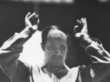 Conductor Pierre Boulez  Newly Ordained Music Director of the New York Philharmonic