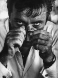 Richard Burton in a Scene from Motion Picture &quot;The Night of the Iguana&quot;