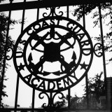 The Us Coast Guard Academy Gate