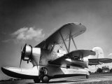 US Navy Grumman J2F-1 Amphibious Aircraft