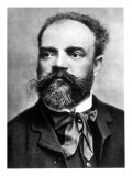 Portrait of Antonin Dvorak  Czech Composer  1841-1904